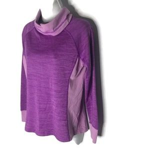 FREE2B By Free Country Womens M Pullover Purple